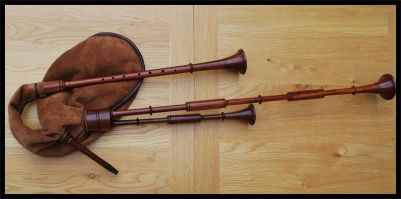 Medieval Bagpipes
